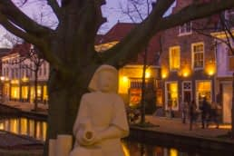 Vermeer tour Delft holiday