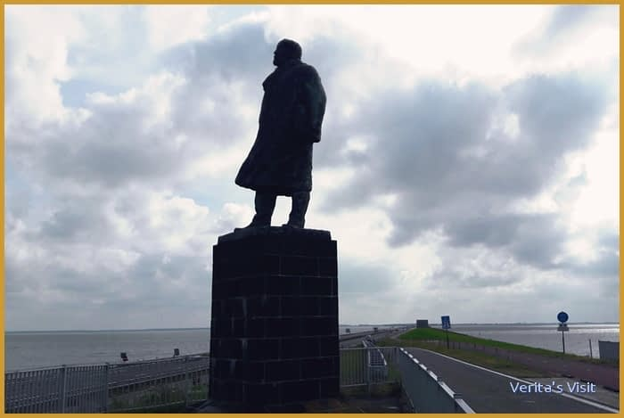Lely Engineer water technology Afsluitdijk Netherlands-veritasvisit