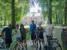 Corporate Bike tour Leiden lakes & windmills Verita's Visit Holland