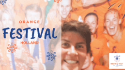 Join King's Day & sports events an orange festival in Holland Verita's Visit
